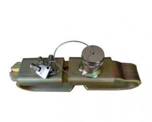 N050021 Antirrobo puerta trasera acero cincado – para entreejes 230/330 mm