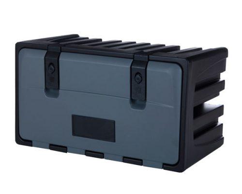 A004515 Cajón plástico rotomoldeado – 1000x470x500 mm – modelo SILVER