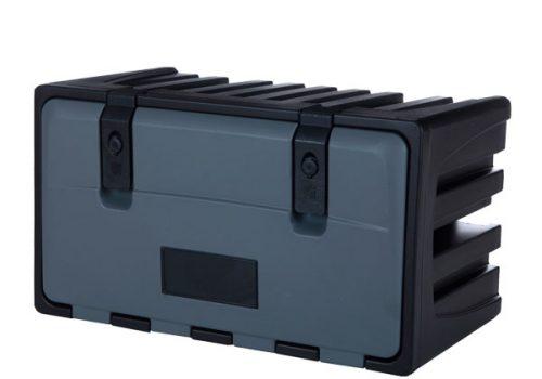A004516 Cajón plástico rotomoldeado – 1000x500x650 mm – modelo SILVER